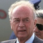 Israëlische premiers: Jitschak Rabin