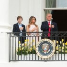Barron Trump: de zoon van Donald en Melania Trump