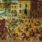Kinderspelen van Bruegel