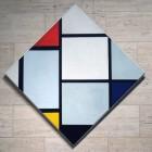 Schilder Piet Mondriaan in jaartallen