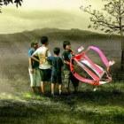 De karakters uit De Vliegeraar van Khaled Hosseini