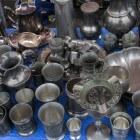 De waarde van tinnen voorwerpen