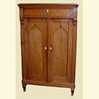 Hoe herken ik een antiek meubel?