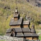Stavkirke (staafkerk): een typisch Scandinavische bouwstijl