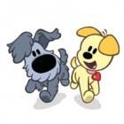 Woezel en Pip, de hondjes van Guusje Nederhorst