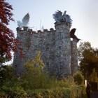 Eben Ezer, markante toren van Robert Garcet nabij Maastricht