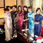 Qipao - de traditionele Chinese jurk