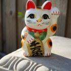 Maneki Neko, ofwel de gelukskat uit Japan