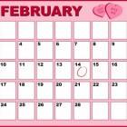 Februari wetenswaardigheden