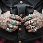 De geschiedenis van de tatoeage