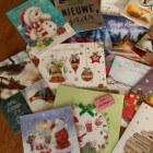 Kerstwensen - wel of geen kaart versturen