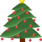Kerstgroen: Hulst, Mistletoe, Laurier, Rozemarijn, Lavendel