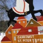 Variaties op een volksfeest: van Sint-Piter tot Sundeklaas
