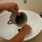 Het handen wassen bij de sjabbatsmaaltijd en de broodzegen