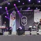 Bevrijdingsfestival 2012, met veel bekende artiesten