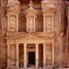 De zeven moderne wereldwonderen: Rotswoningen in Petra