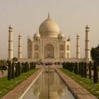 De zeven moderne wereldwonderen: Taj Mahal