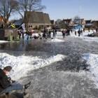 Schaatsen is de enige echte Nederlandse volkscultuur