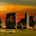 Megalithische monumenten en losse menhirs