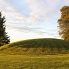 Restanten van grafheuvels als archeologische monumenten