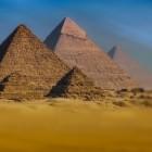 Wereldwonder 1: De Egyptische piramiden van Gizeh