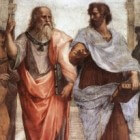 Kriton bezoekt Socrates