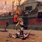 De gladiatoren tijdens het Romeinse Rijk