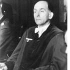 Freisler, berucht nazi-rechter en het Volksgerichtshof