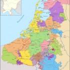 Nederland in de hoge middeleeuwen; Erkenning van de gewesten