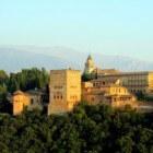 Het Alhambra (Granada, Spanje)