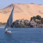 Egypte, goddelijk geschenk van de Nijl