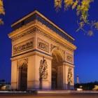 De historie van de Arc de Triomphe