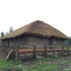 Zodenhuis van Firdgum in het noorden van Friesland