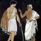 Kind zijn in het oude Athene: van geboorte tot opleiding