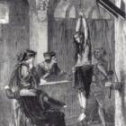 De heksenvervolging in Salem