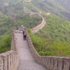 De geschiedenis van de Chinese muur