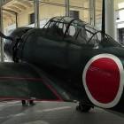 Vliegtuig uit de Tweede Wereldoorlog - Mitsubishi A6M Zero