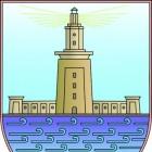 Vuurtoren van Alexandrië: Eén van de zeven wereldwonderen