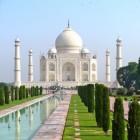 Taj Mahal in India: Eén van de nieuwe zeven wereldwonderen