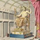 Wereldwonder: Het beeld van Zeus in Olympia
