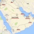 Handelsposten van de VOC in Arabië