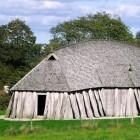 De Vikingen: langhuis en Vikingvesting