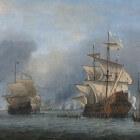 De Engelse furie brandt los: Holmes' bonfire in 1666