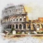 Vespasianus: zijn urinebelasting en het Colosseum