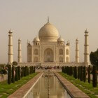 New7wonder 7, Taj Mahal in India