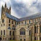 De kathedraal van Canterbury