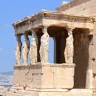 Griekenland, de Akropolis in Athene