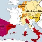 Ontstaan der Nederlanden: Europese vorstenhuizen