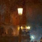 Gaslampen voor in huis (1800-1940) | Wetenschap: Diversen