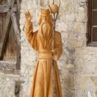 De priester in de Babylonische godsdienst